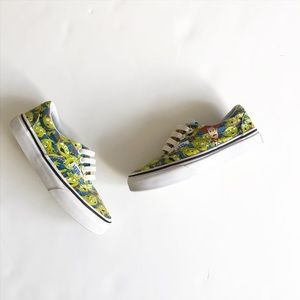 Vans Disney toy story sneakers GUC size 11